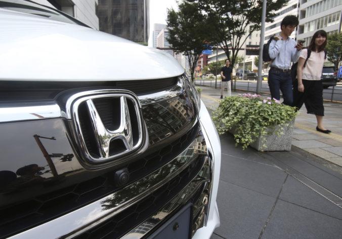 Honda sa stala terčom kyberútoku, japonská firma musela pozastaviť svoju činnosť