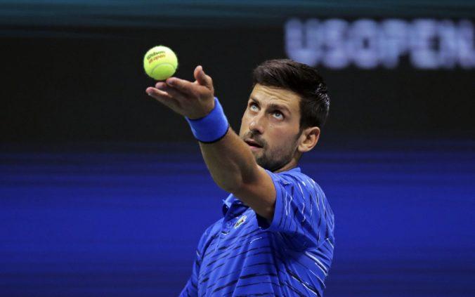 Djokovič uprednostní Roland Garros pred US Open, dôvodom sú prísne opatrenia pre hráčov