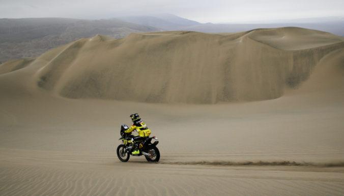 Rely Dakar 2021 bude v Saudskej Arábii a s novou trasou, na preteky sa chystajú aj Svitko a Jakeš