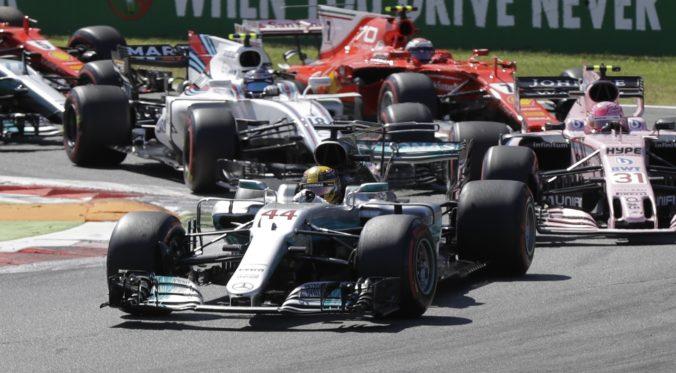 Skrátená sezóna F1 bude bez troch veľkých cien v Ázii, preteky definitívne zrušili