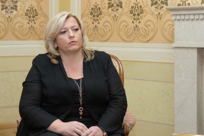 Súdna rada bude o odvolaní predsedníčky Lenky Praženkovej rozhodovať koncom júna