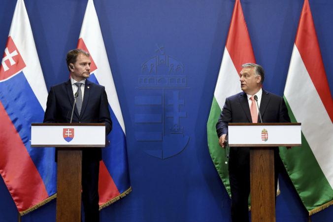 Matovič urobil v Maďarsku gesto k dobrým vzťahom, politológ si všimol aj rozpory
