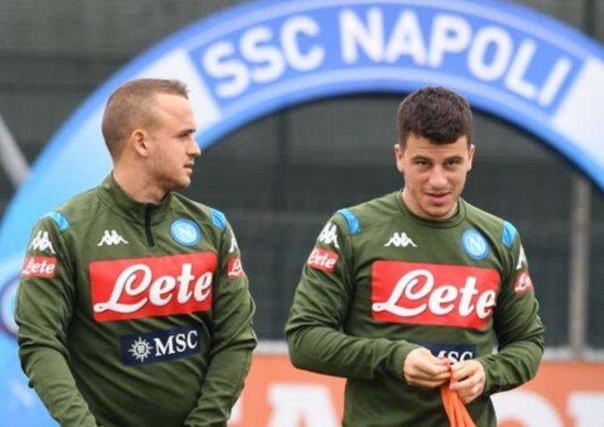 Neapol v semifinále Coppa Italia bez Lobotku, slovenského legionára trápi stehenný sval