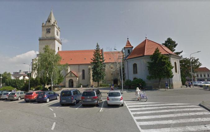 V Hlohovci chcú obnoviť Námestie sv. Michala, vyhlásili architektonickú súťaž
