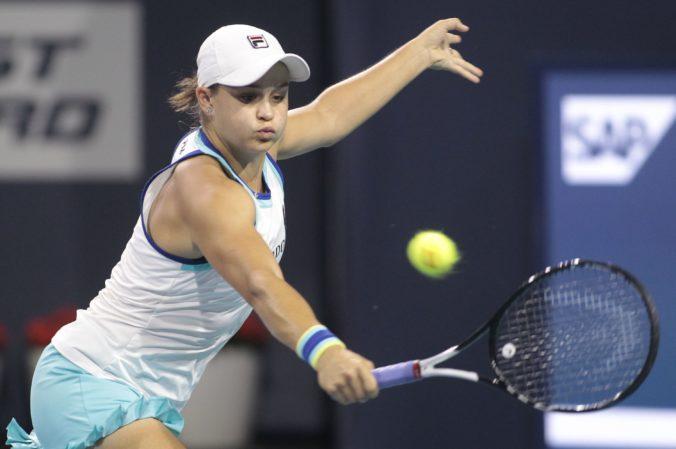Na US Open sa veľmi nechce ani top hráčkam ženského rebríčka, Bartyová sa obáva rizika