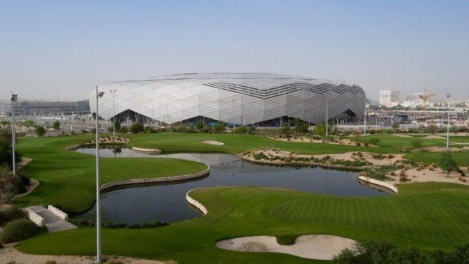Katar sa pochválil tretím štadiónom na MS vo futbale 2022, už teraz spúšťajú prevenciu proti koronavírusu (foto)