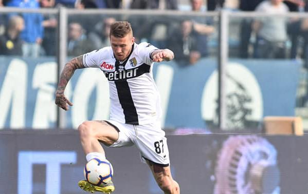 Kucka oslávil reštart talianskej Serie A gólom, v závere polčasu si chcel zavolať sanitku