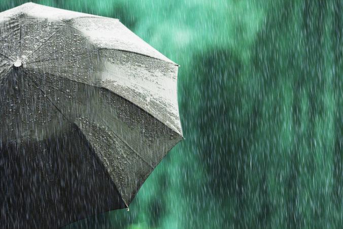 Meteorológovia varujú pred silným dažďom, výstraha platí pre okresy Poprad a Kežmarok