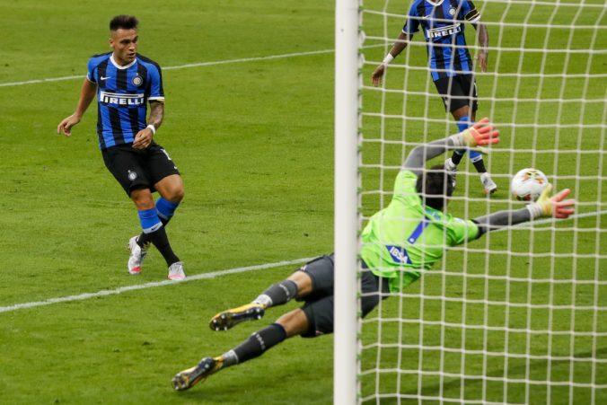 Inter so Škriniarom v zostave tesne zdolal Sampdoriu, chce zaútočiť na Scudetto (video)