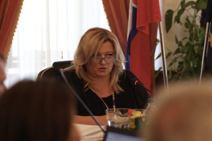 Lenka Praženková sa vzdala funkcie predsedníčky súdnej rady, nemala podporu členov