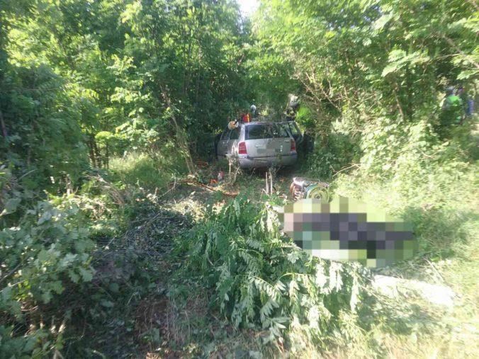 Na D2 došlo k tragickej dopravnej nehode, museli zasahovať aj hasiči (foto)