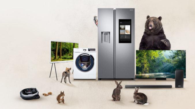 Samsung štartuje leto plné divokých zliav. Dává bonusy až 2 000 Eur