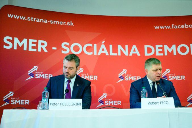 Peter Pellegrini sa vzdal členstva v strane Smer-SD