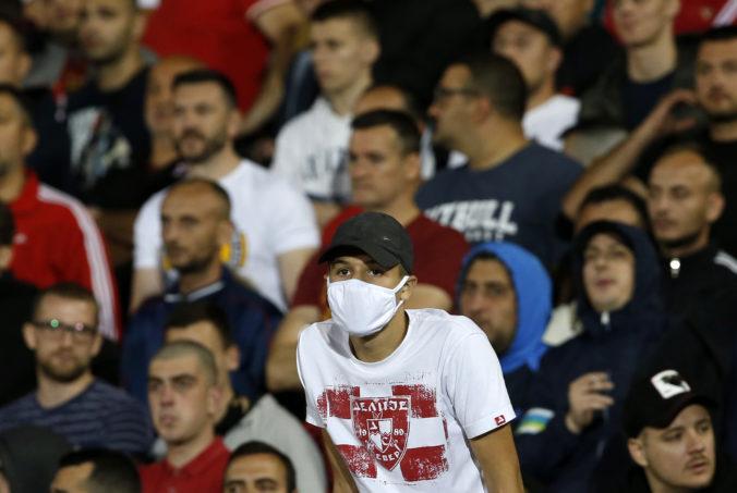 Piati hráči Crvenej zvezdy Belehrad ochoreli na COVID-19, nakazený je už aj šéf klubu