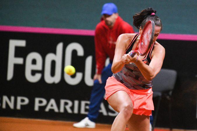 Slovenky si na finálovom turnaji Fed Cupu zahrajú až o rok, preložili aj finále Davis Cupu