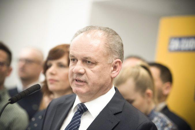 Andrej Kiska nebude kandidovať na šéfa strany Za ľudí, čaká ho ďalšia operácia