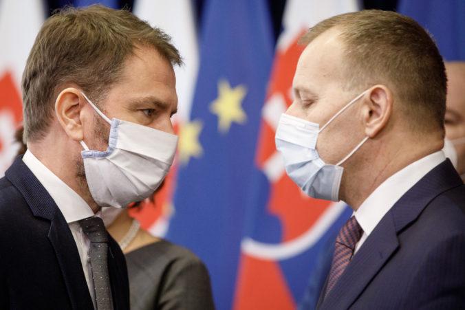 Matovič sa vyjadril k odvolaniu Kollára z postu predsedu parlamentu, hrozí odchod Sme rodina z koalície