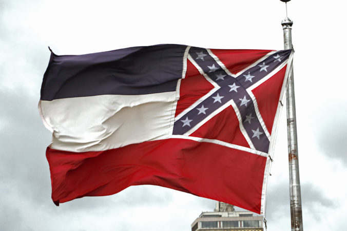 Mississippi sa ako posledný americký štát vzdá konfederačného symbolu na vlajke