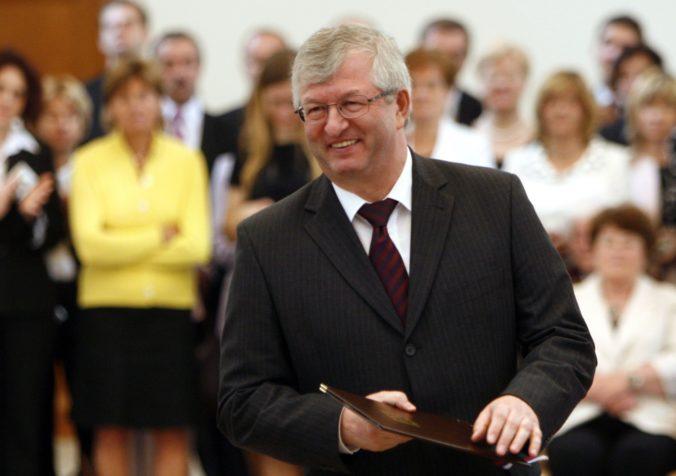 Súdna rada si zvolila nového predsedu, je ním Ján Mazák