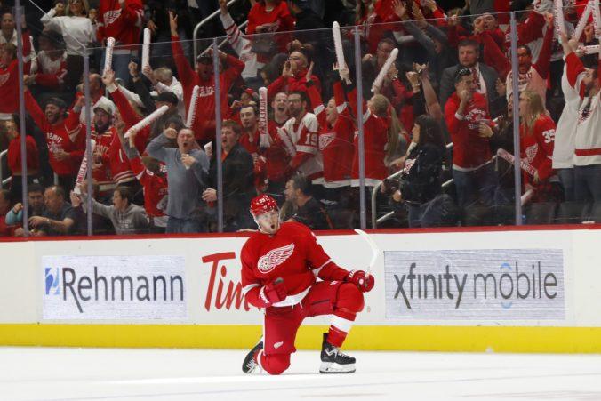 Detroit Red Wings vynechá tradičný predsezónny kemp a bude sa pripravovať iba v domácich podmienkach