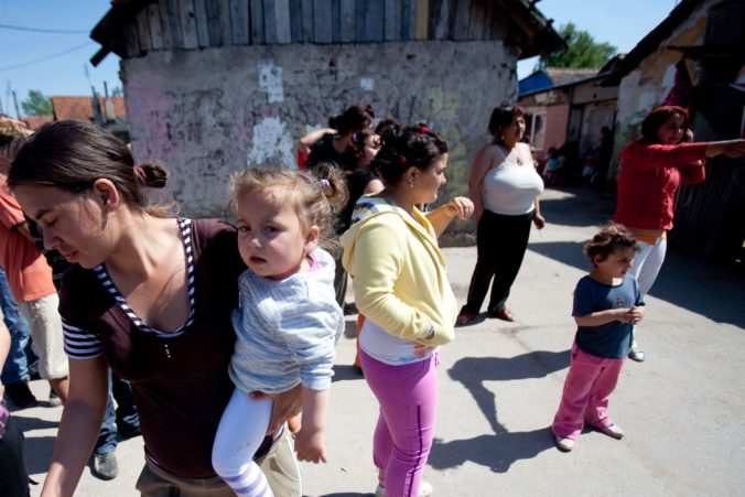 Na integráciu Rómov dalo Slovensko vlani viac ako 118 miliónov eur, splnila sa malá časť aktivít