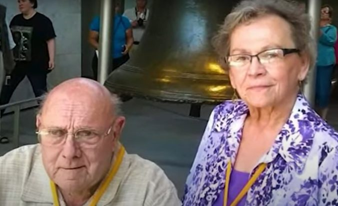 Keď sa Betty s Covid-19 zhoršil zdravotný stav, následne sa pohoršilo aj Curtisovi. Boli manželmi 53 rokov (video)