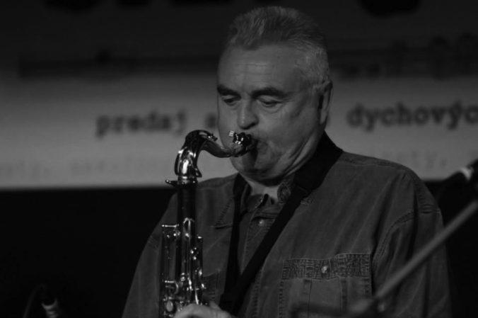 Zomrel Dušan Húščava, uznávaný džezový saxofonista a pedagóg sa dožil 79 rokov