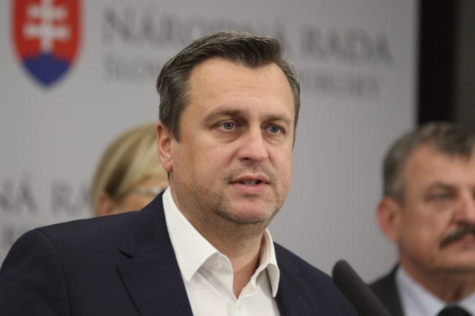 Danko kandidatúru na post predsedu SNS zvažuje, exposlanec Baláž má podporu dvoch krajov