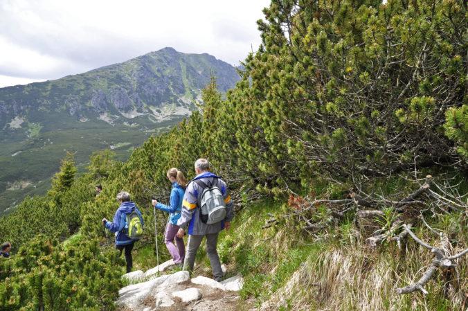 Turistická trasa od Tatranskej Štrby po Štrbské pleso bude uzavretá až do konca mája 2021