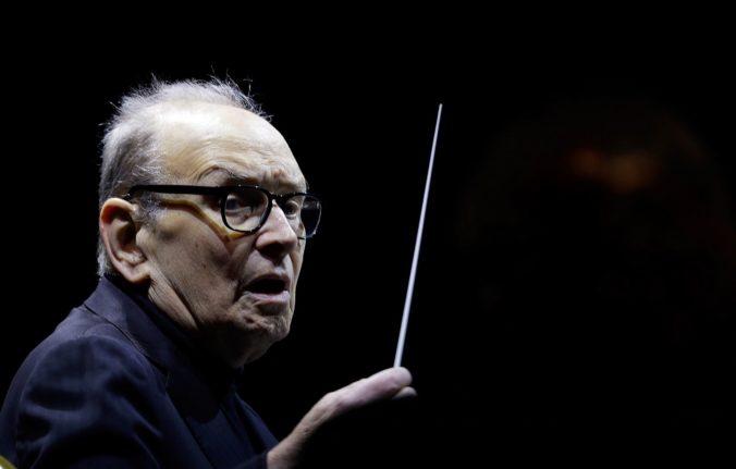 Zomrel skladateľ Ennio Morricone, napísal hudbu pre viac ako 500 filmov a seriálov