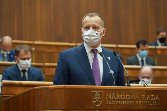 Boris Kollár podá v parlamente procedurálny návrh na svoje odvolanie