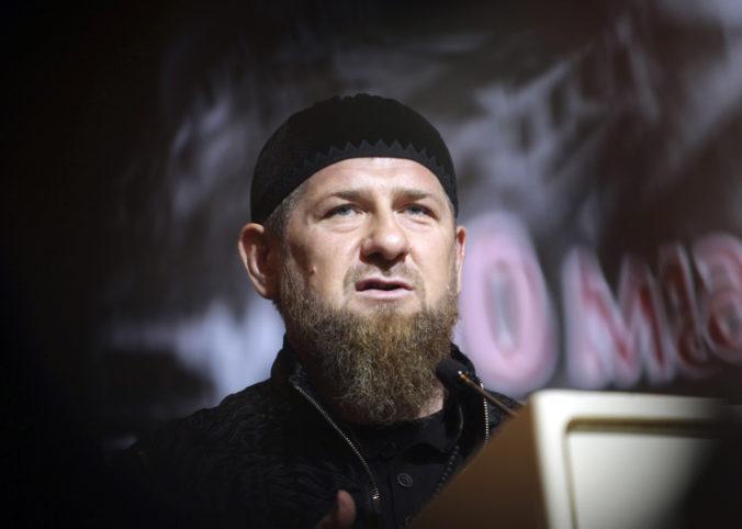 Čečenský líder Ramzan Kadyrov hádže vinu za vraždy jeho kritikov na zahraničné tajné služby