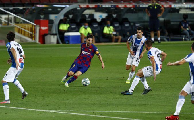 FC Barcelona zvládol mestské derby, Espanyol poslal do nižšej súťaže (video)