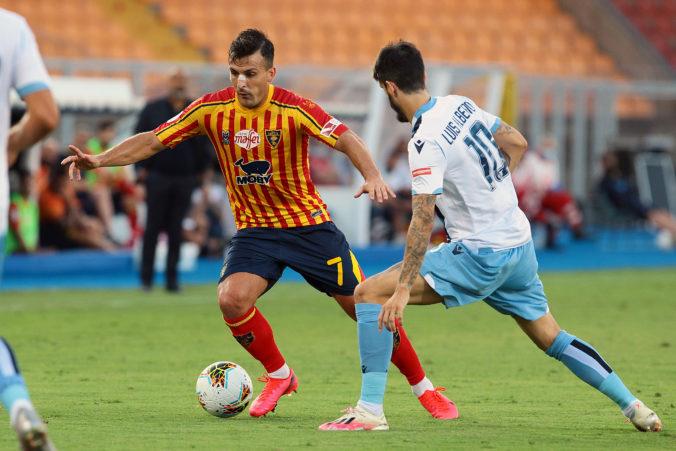 Vavrov spoluhráč neuniesol prehru a uhryzol súpera, v Serie A dostal stopku na štyri zápasy