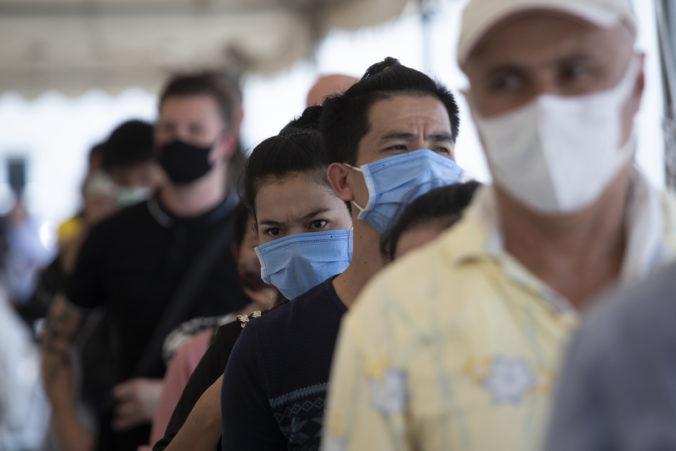 Kazachstanom sa má šíriť zápal pľúc nebezpečnejší než koronavírus, Čína varovala svojich občanov