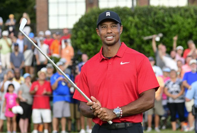 Tiger Woods sa po dlhšej pauze vracia na súťažné golfové trávniky, predstaví sa na PGA Tour