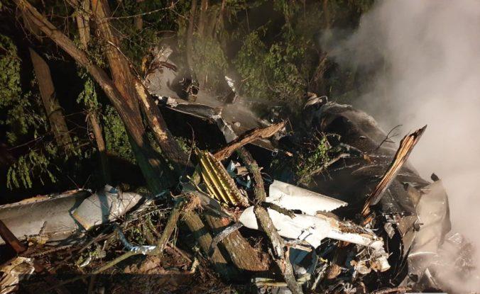Haváriu stíhačky Mig-29 pri Nitre spôsobila súhra 13 faktorov (foto)