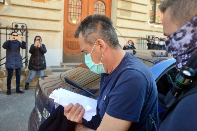 Sudca z akcie Búrka zostáva vo väzbe, najvyšší súd jeho žiadosť o prepustenie zamietol