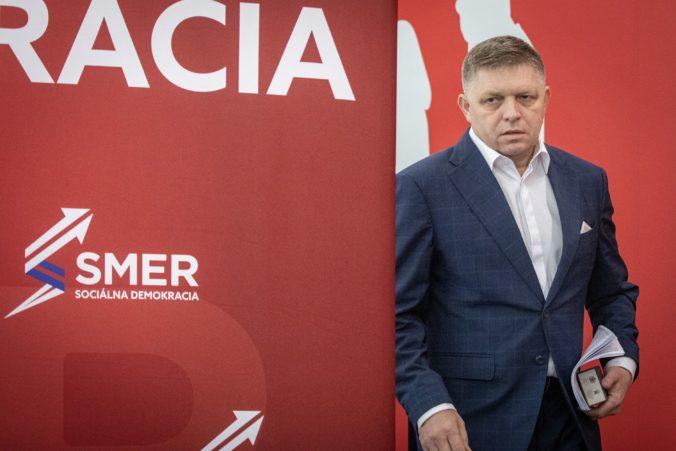 Dôchodcov idú okradnúť o 280 miliónov eur, je to koalícia klamárov a podvodníkov, kritizuje Fico