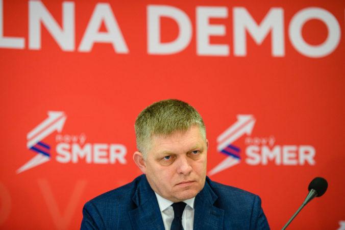Fico chce Blahu vo vedení Smeru a tvrdí, že po celom Slovensku požíva veľkú úctu a rešpekt