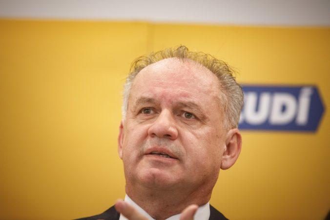 Parlamentný výbor bude opäť riešit prípad pokuty exprezidenta Kisku