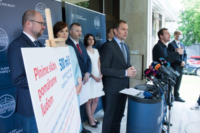 Sociálny balíček podľa rozpočtovej rady nerieši to, čo by malo byť pre Matovičovu vládu prioritou