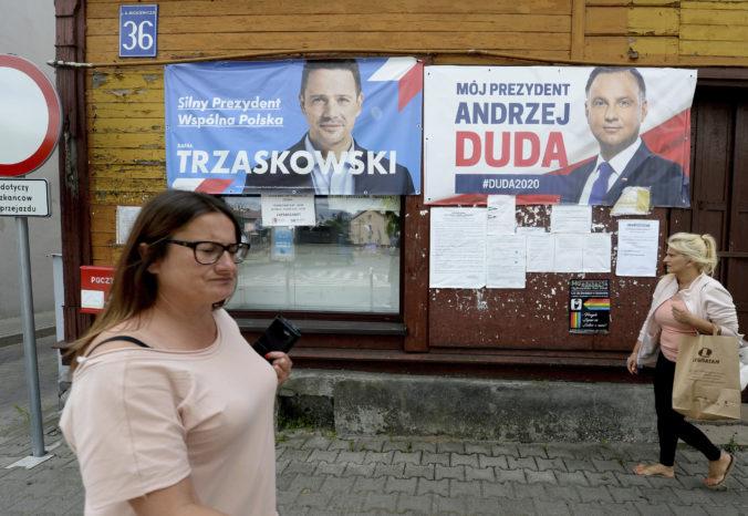 Poľská opozícia považuje prezidentské voľby za nespravodlivé, podala sťažnosť na najvyšší súd