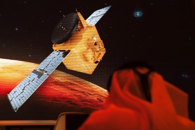 Japonská raketa vynesie do vesmíru prvú arabskú sondu Amal, ktorá bude skúmať Mars (naživo)