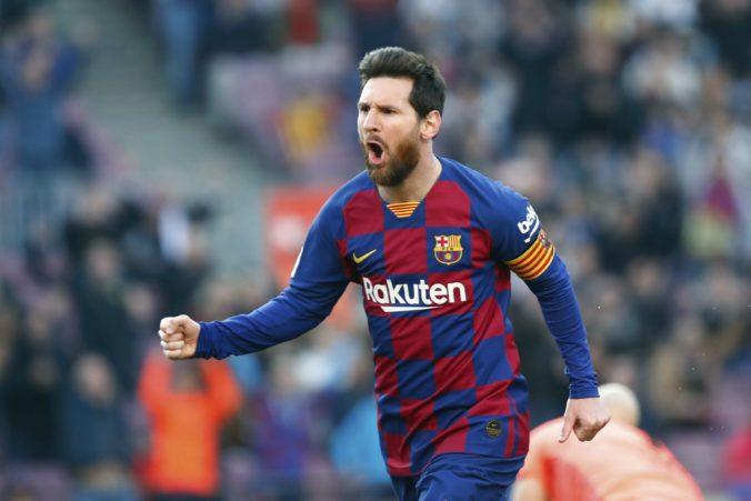 Lionel Messi opäť získal korunu kráľa strelcov La Ligy, nezastavilo ho ani zranenie