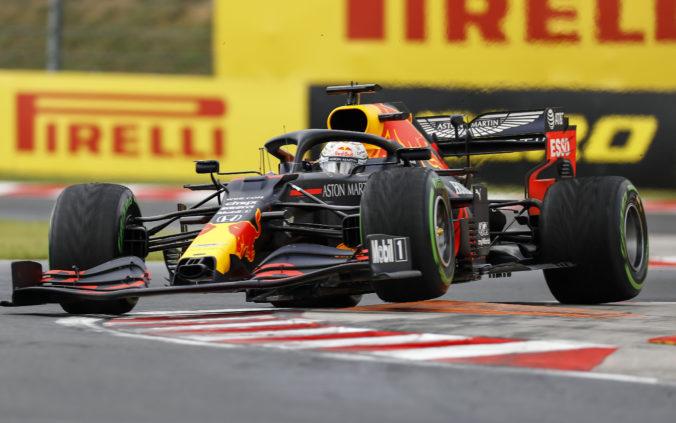 Zbabráka hrdina, Verstappen po pretekoch ďakoval mechanikom za úžasnú prácu