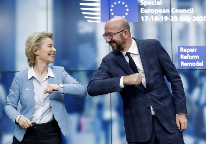 Lídri Európskej únie sa dohodli na fonde obnovy po koronakríze, suma presiahla 1,8 bilióna eur