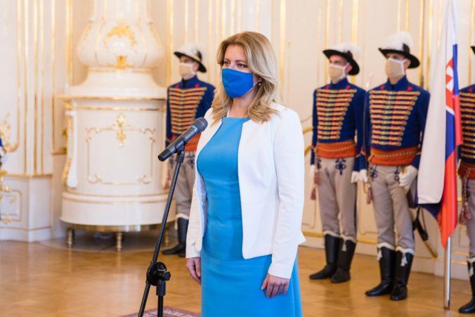 Musíme spojiť tie najlepšie hlavy a pripraviť dobrý plán, ocenila Čaputová dohodu lídrov Európskej únie