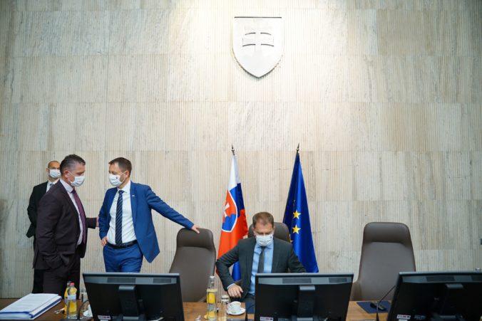 Ministri nesúhlasia s odvolávaním premiéra Matoviča a reagujú na výhrady Smeru-SD