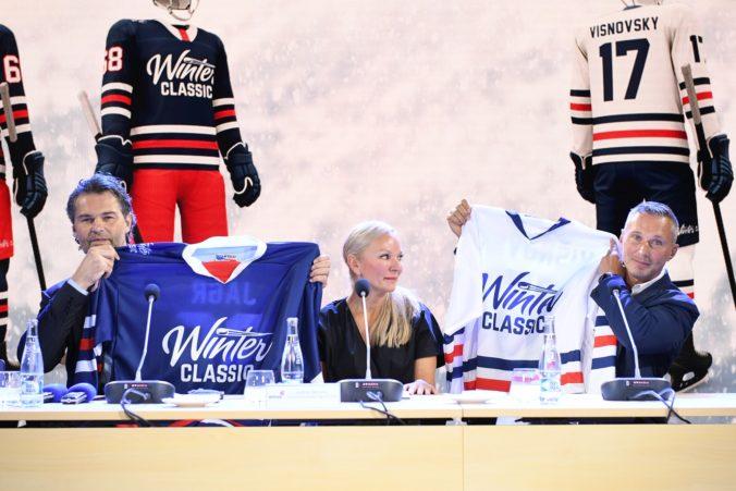 Špindlerov Mlyn čaká hokejový sviatok s Jágrom aj Višňovským, Winter Classic v horách ešte nebol